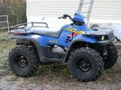 Thumbnail POLARIS SPORTSMAN DIESEL 455 Service Manual - 9915234